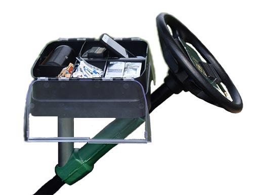 golf cart steering wheel organizer